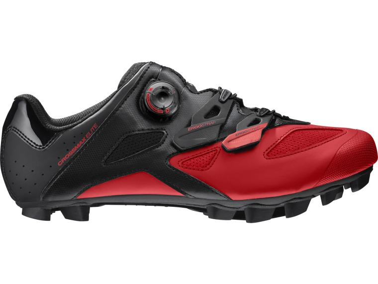 Zapatillas MTB Mavic Crossmax Elite Negro / Rojo