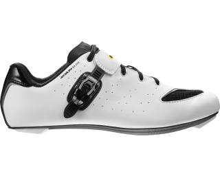 Mavic Aksium Elite Road Shoes White