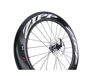 Zipp 808 Firecrest Clincher Disc Road Bike Wheels