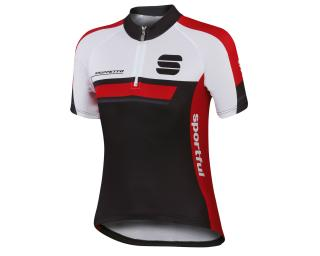 Sportful Gruppetto Kid Jersey Shirt Zwart