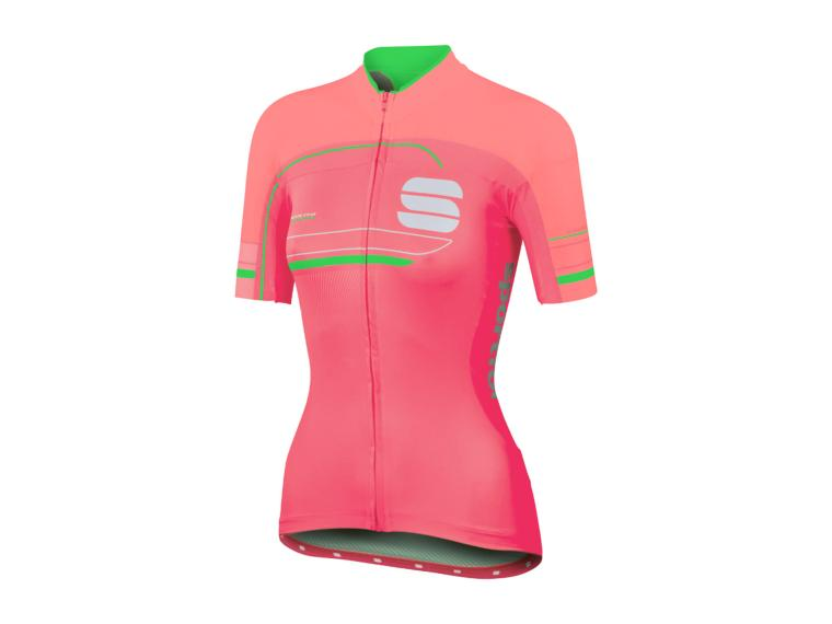 Sportful Gruppetto Pro W Jersey Pink