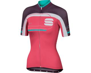 Sportful Gruppetto Pro W Jersey Paars