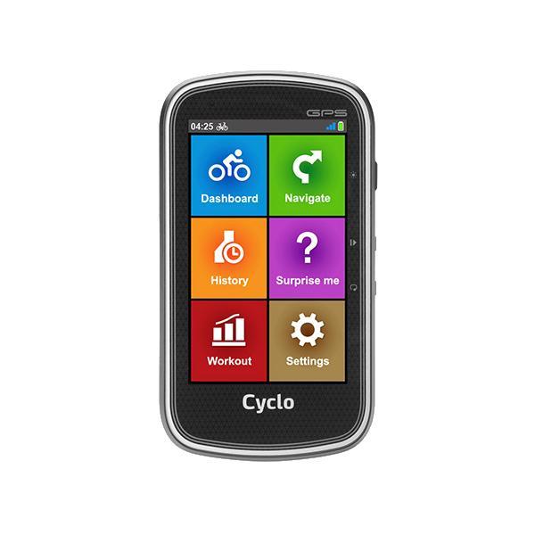 Mio Cyclo 405 Cykelcomputer | Cycle computers