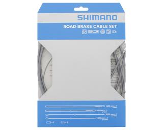 Shimano Race Brake Cable set Grey