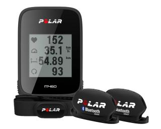 Polar M460 HR + Speed & Cadencesensor Bundle