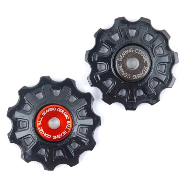 Campagnolo Super Record 11-speed Pulleyhjul | Pulley wheels