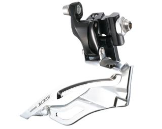 Shimano 105 FD-5700 10 Speed Front Derrailleur Black / Triple