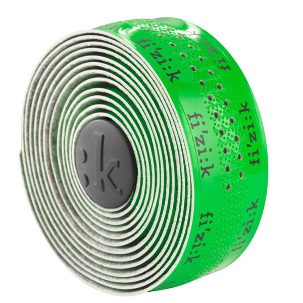 Fizik Superlight Glossy Fluor Logo Styrbånd   Bar tape