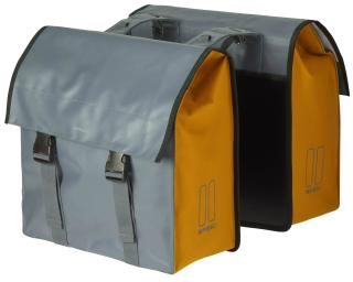 Basil Urban Load Double 53L Pannier Grey