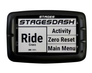 Stages Dash Fietscomputer