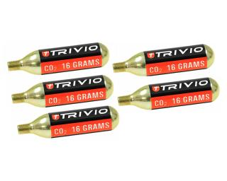 Trivio CO2 Cartridge 16 Grams 5 pieces / 4+1 free