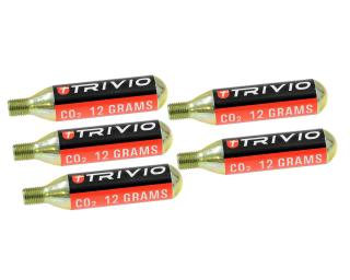 Trivio CO2 Cartridge 12 Grams 5 pieces / 4+1 free
