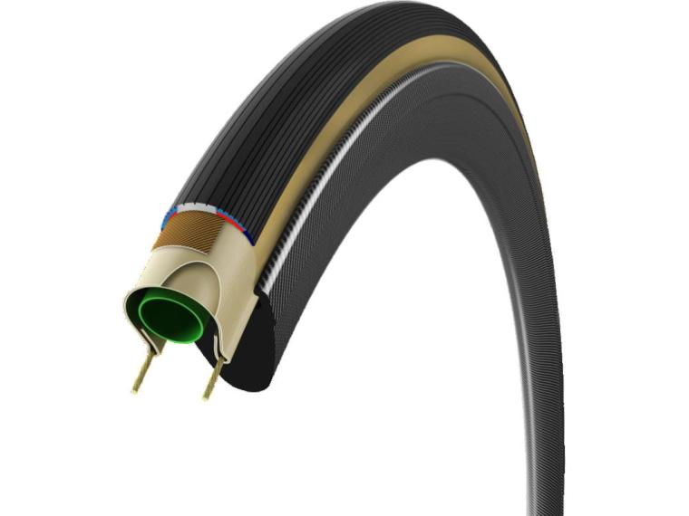 Vittoria Corsa G Isotech Tyre Brown