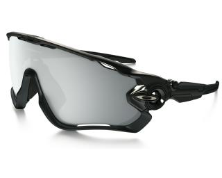 Oakley Jawbreaker Iridium Cycling Glass Black
