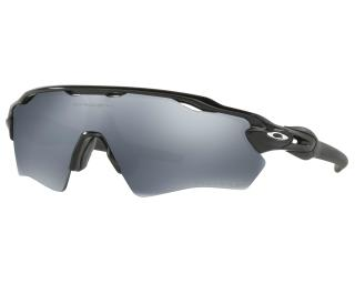 Oakley Radar EV XS Black Iridium Polarized Cycling Glasses