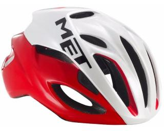 MET Rivale Helm White / Red