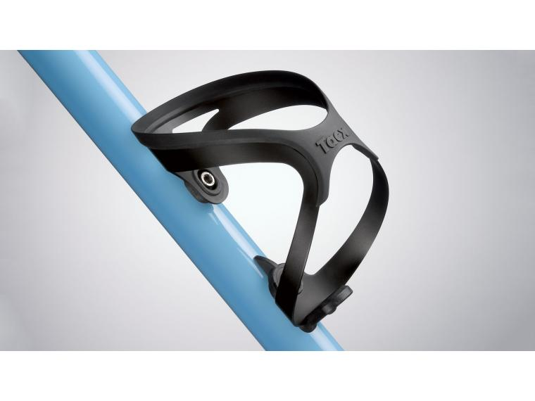 Black TACX Tao Light Water Bottle Cage