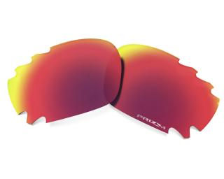 Verre Oakley Racing Jacket Rouge