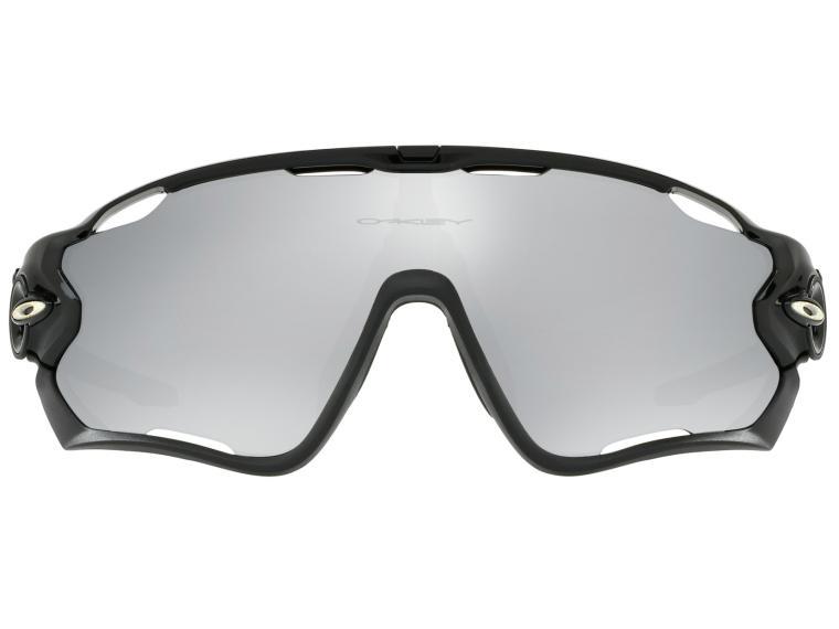 Oakley Jawbreaker Iridium Fahrradbrille