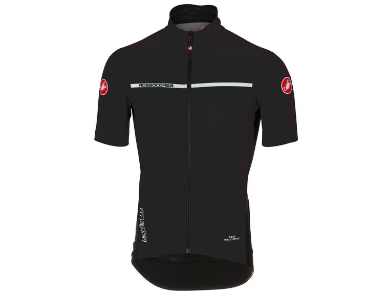 Castelli Perfetto Light 2 Fietsshirt Light Black