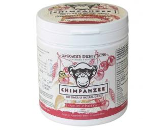 Chimpanzee Gunpowder Energy Drink Wild Cherry