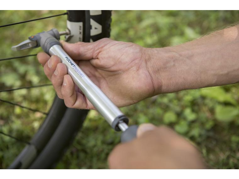 Topeak Pocket Rocket Masterblaster Mini Pump