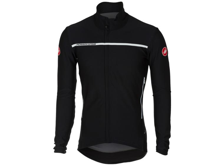 Castelli Perfetto Fietsjack Light Black