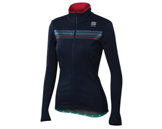 Sportful Allure SoftShell Winterjacke Blau