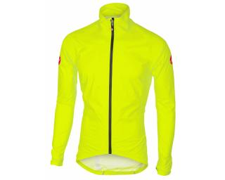 Castelli Emergency Rain Jacket Yellow