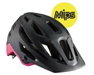 Bontrager Rally MIPS Helm Rosa