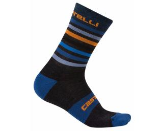 Castelli Gregge 15 Socken Orange