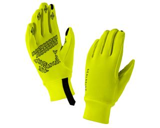 Sealskinz Stretch Fleece Nano Glove Yellow