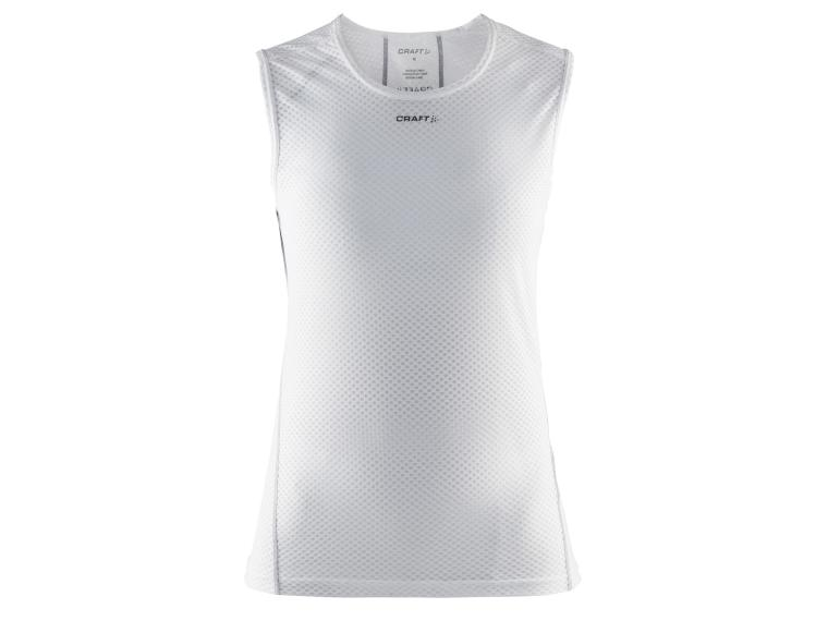Maillot de Corps Craft Cool Mesh Superlight SL Blanc