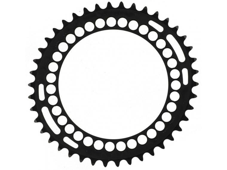 Rotor Q-Ring Limited Black Chainring Inner Ring