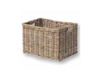 Basil Dorset M/L Bike Basket M / L / Grey