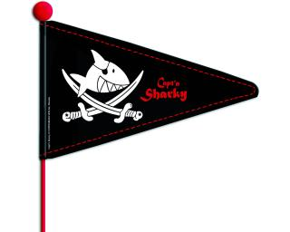 ZEG Safety Flag Captain Sharky