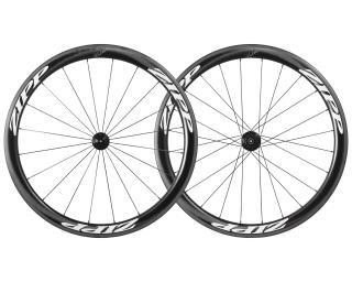 Zipp 302 Carbon Clincher Road Bike Wheels Set / White