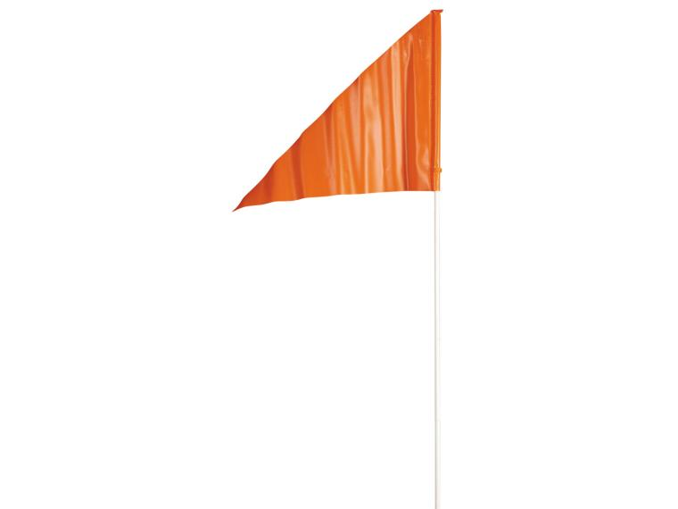 Import Flag separable orange