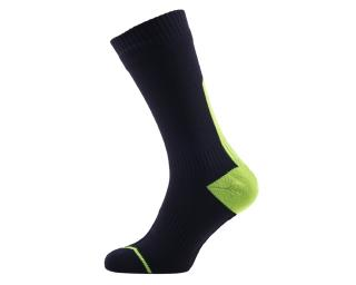 Sealskinz Road Thin Mid Socks Yellow