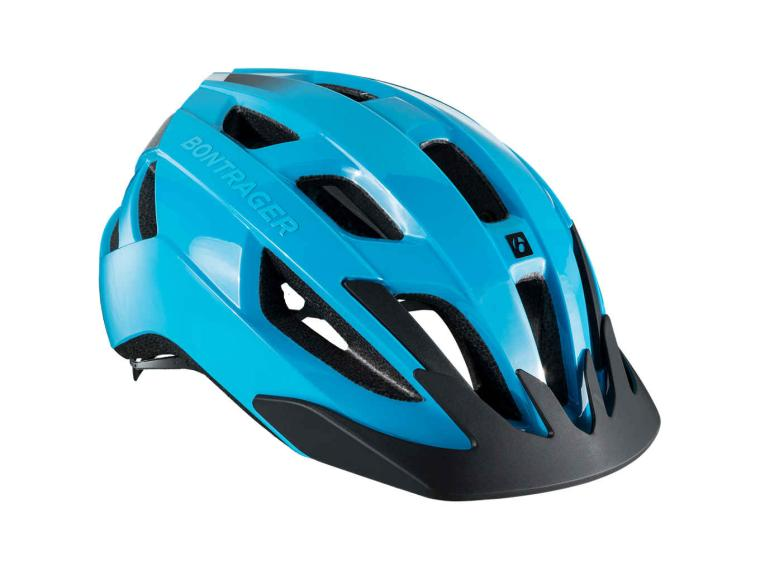 Bontrager Solstice Youth Helmet Blue