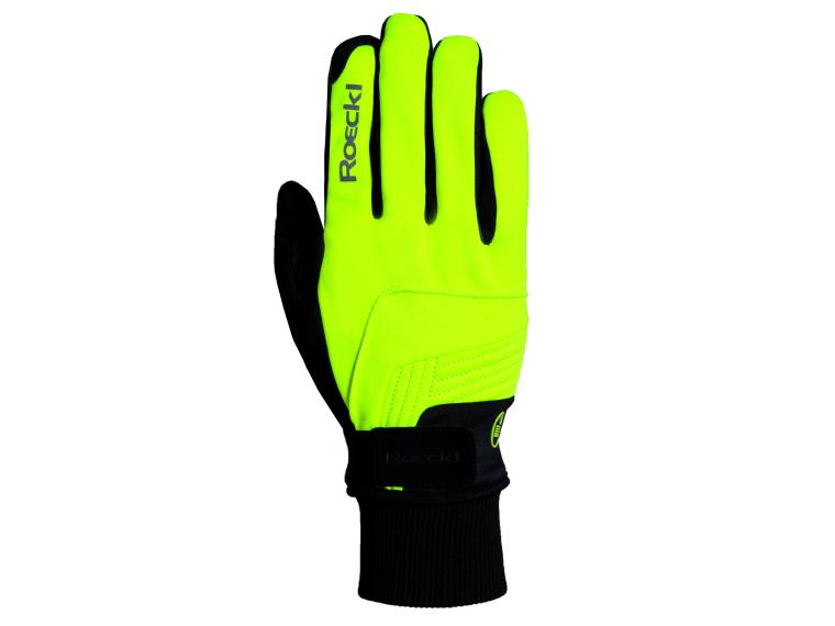 Roeckl Rebelva Glove Yellow