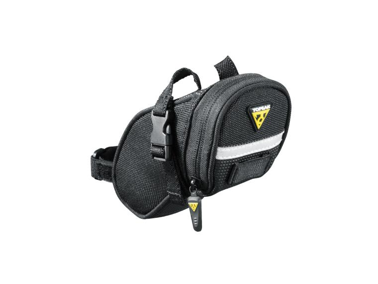 Topeak Aero Wedge Pack Strap Saddle Bag 0,4 Liter / Micro