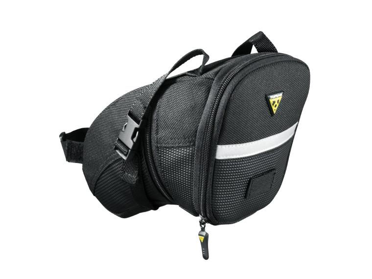 Topeak Aero Wedge Pack Strap Saddle Bag 1 Liter / Medium