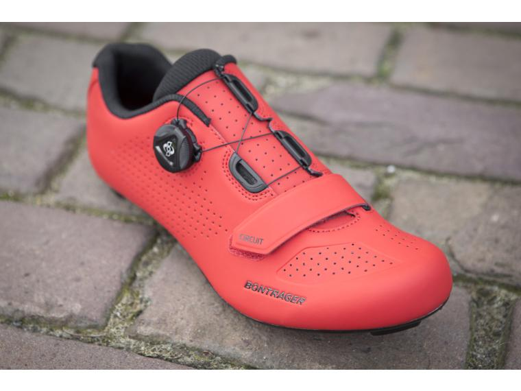 Bontrager Circuit Road Shoe Review
