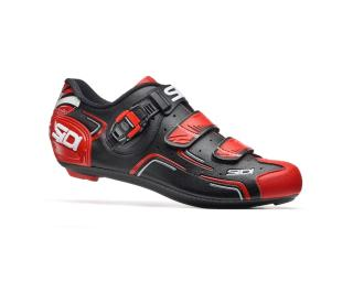 Sidi Level Rennradschuhe Rot