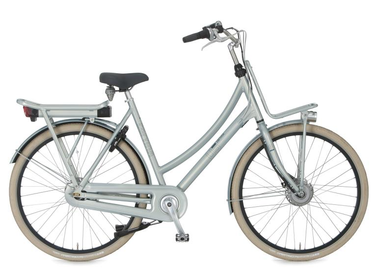 Cortina E-U5 Transport Elektrische Fiets Light Azure Blue