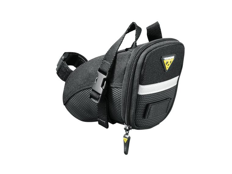 Topeak Aero Wedge Pack Strap Saddle Bag 0,6 Liter / Small