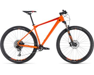 Cube Reaction Race Orange