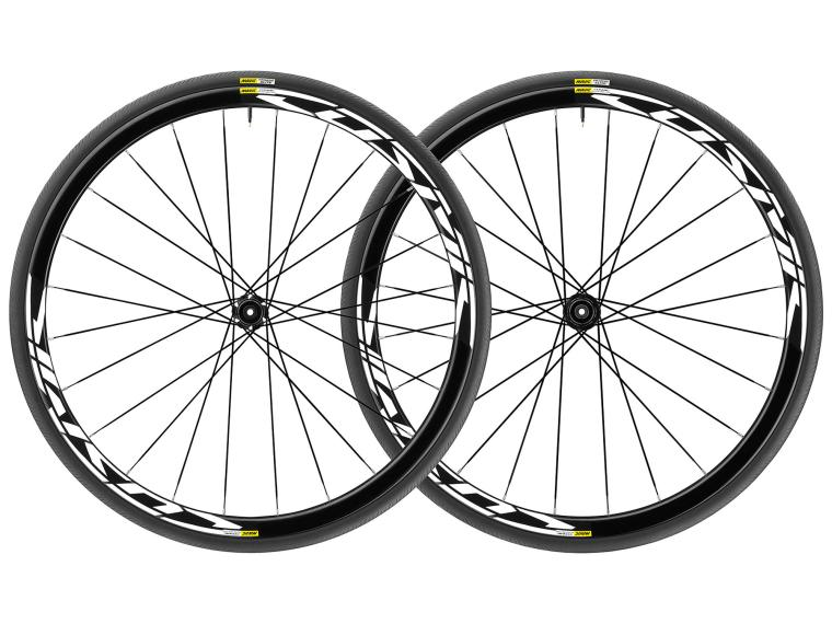 Mavic Cosmic Elite UST Disc Road Bike Wheels