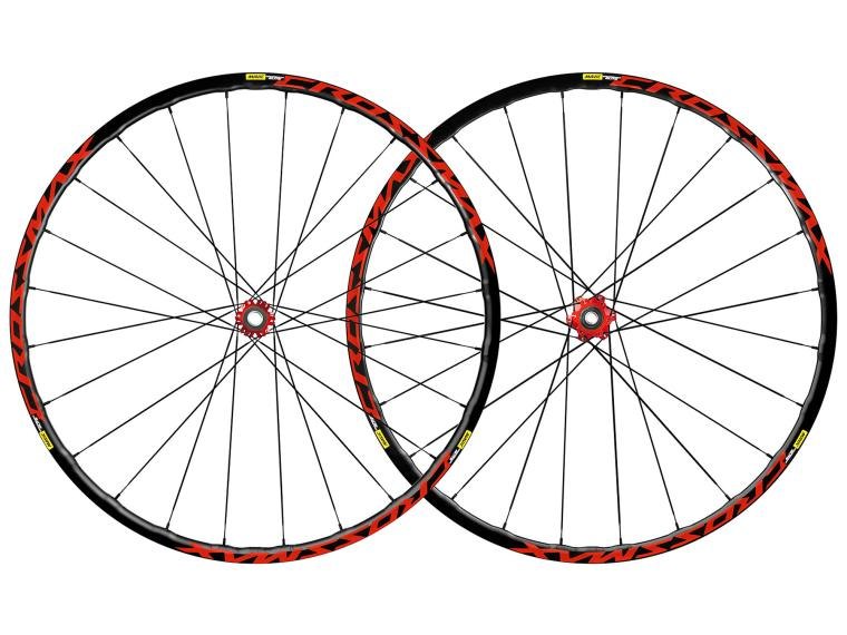 Mavic Crossmax Elite MTB Wheels Red